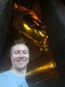 Leżący Budda